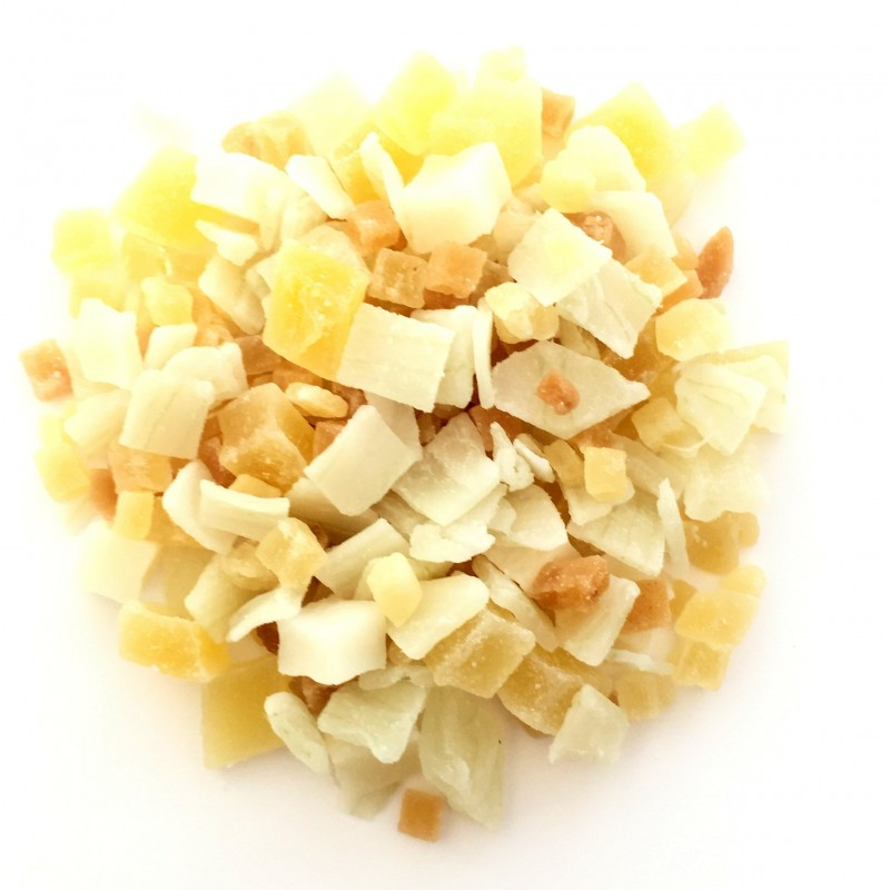 Infusion litchi ananas